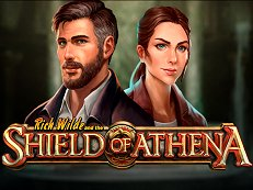 rich wilde shield of athena