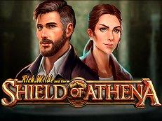 rich wilde shield of athena